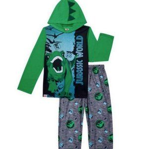 NWt 4 5 6 7 8 10 12  jurassic world pajamas LEgo